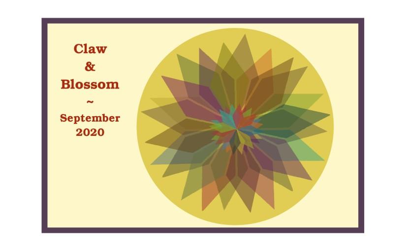 Illustration: kaleidoscope design
