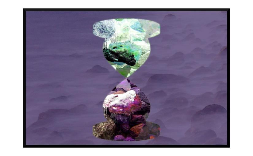 Illustration: hourglass
